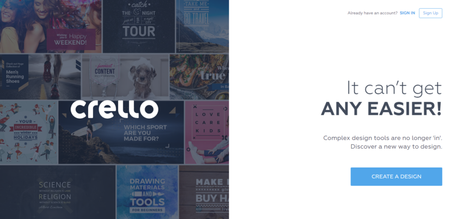 Crello - Softwares de Design Gráfico para Criar Identidade Visual